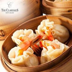 Keep the winter out and warmth in with delicious dumplings where else but at Jade!