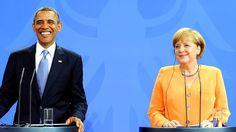 """Die Kanzlerin von Neuland - - Angela Merkel sagt: """"Das Internet ist für uns alle Neuland"""". Das ist eine haarsträubende Rechtfertigung für Überwachungsprogramme wie Prism, kommentiert Patrick Beuth."""