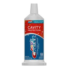Crest Kid's Cavity Protection Neat Squeeze Sparkle Fun Flavor Toothpaste 6 Oz (Pack of 6)  Dr. Marc E. Goldenberg, Dr. Kate M. Pierce, and Dr. Matthew S. Applebaum Pediatric Dental Office Greensboro, NC