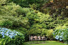 Peter Marino's Enchanting Hamptons Garden Photos   Architectural Digest