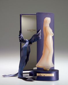 """GEORGES DELHOMME """"Magie"""" perfume bottle for Lancome"""