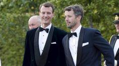 Prins Joachim  og Kronprinsen