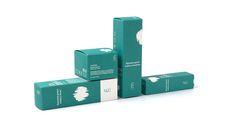 Hanbul Cosmetics E NATURE — The Dieline - Branding & Packaging