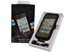 Brown LifeProof Case for the iPhone 4/4S - $28.00