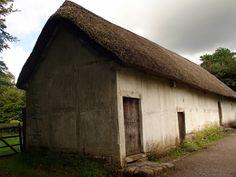 16th C Welsh farmhouse