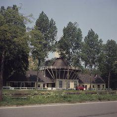 Molen ´t Haantje in Weesp 1983