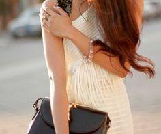 girl, redhead, style - inspiring picture on Favim.com