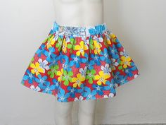 How to Sew a Reversible Skirt, Free Skirt Sewing Pattern