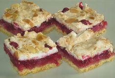 moje záľuby...: Ríbezľový koláč Krispie Treats, Rice Krispies, French Toast, Cheesecake, Breakfast, Desserts, Blog, Recipes, Anna