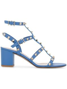 10fa28791 Gianvito Rossi Janis turquoise suede sandals ( 645) ❤ liked on Polyvore  featuring shoes