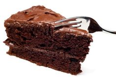 Club Soda Chocolate Cake, from Hungry Girl