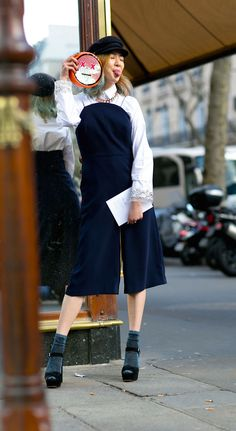 Playful. Paris Fashion Week, Fall 2015 RTW.