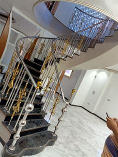 Steel Handrail, Loft, Bed, Furniture, Home Decor, Decoration Home, Stream Bed, Room Decor, Lofts