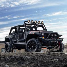 El Diablo Ed. #starwoodmotors #jeep #wrangler