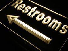 j685-b-Restroom-Arrow-Toilet-Cafe-Bar-Neon-Light-Sign