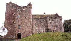Doune castle in Scotland aka Winterfell castle from Game of Thrones or the main site for the Outlander series... #moroccoobjectif #dounecastle #winterfell #gameofthrones #scotland #sterling #history #culture #outlander #montypython #movieset #travel #travelphotography #travellife
