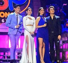 This is Robi Domingo, Kathryn Bernardo, Liza Soberano, and Enrique Gil doing their hosting stint during Himig Handog P-Pop Love Songs Grand Finals held at the Kia Theater in Quezon City last April 24, 2016. Indeed, they're are another of my favourite Kapamilyas, and they're amazing Star Magic talents. #RobiDomingo #KathrynBernardo #TeenQueen #EnriqueGil #LizaSoberano #AteHopie #LizQuen #HimigHandog2016 Child Actresses, Child Actors, Inigo Pascual, Pinoy Movies, Half Filipino, Enrique Gil, Daniel Padilla, Star Magic, Liza Soberano
