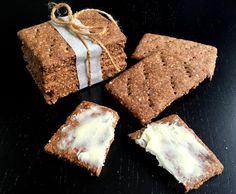 Cooking Bread, Bread Baking, Healthy Drinks, Healthy Snacks, Danish Food, Feel Good Food, Dough Recipe, Homemade Cakes, Healthy Baking