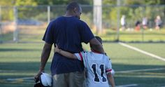 """1.Going to all your kids' games. Or at least most of them, if you can.  2.Telling your children you are proud of them, whether they win or lose. Do this before they even play, after they play and as often as possible when it has nothing to do with sports.  3.Sayingyes to playing with them. Even when you're tired or have other """"important"""" things to do, you will always be glad you took..."""