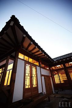 Stay Korean Traditional House~!