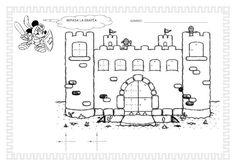 Château Fort, Medieval Knight, Ideas Para, Diagram, Teaching, Crafty, Birthday, Castles, Forts