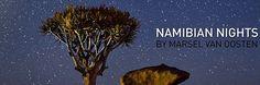 http://www.fotografiasaereas.com.br/blog/video-timelapse-com-fotos-do-ceu-da-namibia-por-marsel-van-oosten/    Os céus noturnos superestrelados da Namíbia por Marsel Van Oosten, um vídeo incrível com as fotos feita por Marsel.
