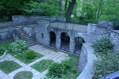 warner castle rochester ny - all the years I went to the park I don't remember this castle
