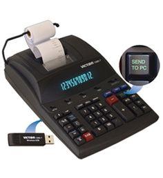 Victor 1280-7 Heavy Duty Commercial Calculator