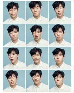 Ryu Jun Yeol - U Weekly Magazine vol. Asian Actors, Korean Actors, Ryu Joon Yeol, Face Angles, Cool Poses, Korean Star, Korean Guys, Face Expressions, Kdrama Actors