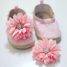 For the little ones too! Shoe clips - these are available at www.shoeclips.com.au. We ship worldwide.