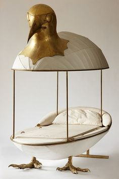 Canopy Bed by Francois Lalanne