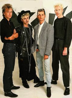 "~ Depeche Mode ~ The Early 80"" s ~"