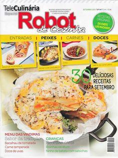 TeleCulinária Robot de Cozinha Nº 44 - Setembro 2011