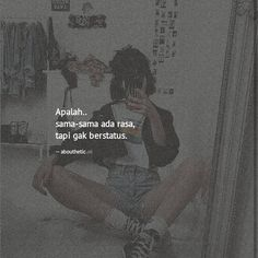 Quotes Rindu, Tweet Quotes, Daily Quotes, Book Quotes, Funny Quotes, Qoutes, Reminder Quotes, Self Reminder, Photo Video App