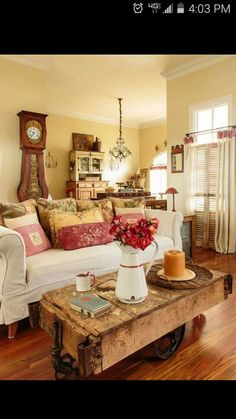 How To Give Your Home A French Country Look | Country