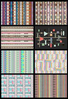 Pattern Report | Aztec Influence (part 2)
