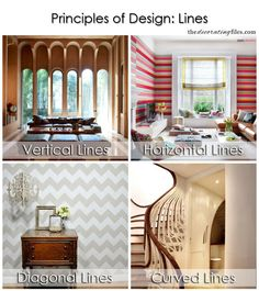 Elements And Principles Of Interior Design principles of design: scale & proportion. one of the basic