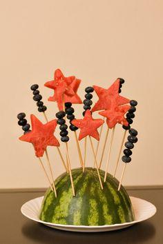 Activities: Patriotic Fruit