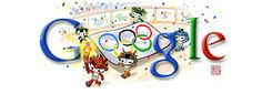Image result for google doodles olympics