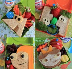Funny sandwiches