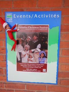 Clarence Candycane our #elfonthehelf is helping to spread the word about #VictorianChristmas @BronteCreekpp  Over 2 hours of activities including a private family visit with Santa where you get to dress up in Victorian attire! Sitting fee include upto 6 people, 1 USB stick, 20 plus images, costumes, candy cane per child.  Average visit with Santa 3-5 minutes.  more information www.OntarioParks.com  #familyfun #GTA #Christmas #holiday #traditions Victorian Christmas, Christmas Holiday, Ontario Parks, Heritage Crafts, Holiday Traditions, Gta, Candy Cane, Child, Costumes