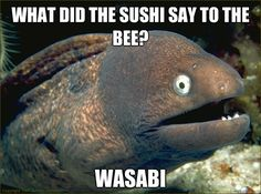 Image result for sushi joke