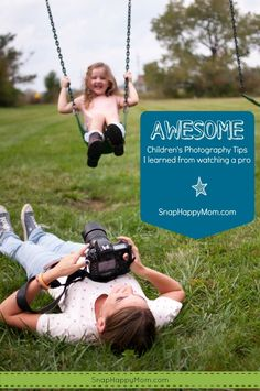 Awesome Photography Tips I Learned From Watching a Pro - SnapHappyMom.com