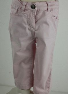 Kaufe meinen Artikel bei #Mamikreisel http://www.mamikreisel.de/kleidung-fur-madchen/hosen-hosen/31324938-jacadi-paris-girls-hose-chino-jeans-rosa-gr-80-12m