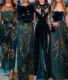or 🥀 Elie Saab World - - Haute Couture Couture Fashion, Runway Fashion, Fashion Outfits, Beautiful Gowns, Beautiful Outfits, Dresses Short, Formal Dresses, Vintage Outfits, Elie Saab Couture