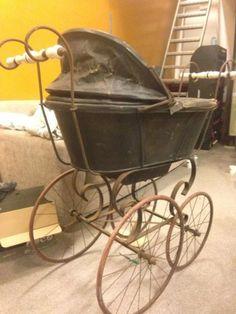 vanhoja lastenvaunuja - Google-haku