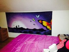 """Graffity """"In your dreams """""""