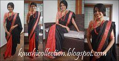 Sparkling Fashion: Contemporary sarees-1