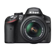 Nikon D3200 DSLR Camera with 18-55mm NIKKOR VR Lens $339.99 reg. $526.95 http://2/16 wp.me/p3bv3h-9bj