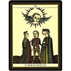 Coffret Le Tarot Noir - Imagerie Médiévale populaire